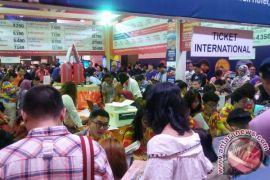 Tiket penerbangan internasional Rp 3 jutaan di Garuda Indonesia Travel Fair