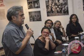 Soal pemutaran film G30S/PKI, Slamet Rahardjo tak mau ikut-ikutan