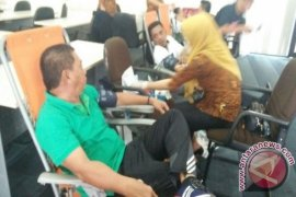 Pemkot Pangkalpinang dan PMI Gelar Donor Darah