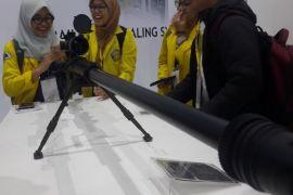 Ingin coba menembak? datang ke booth Pindad di IBDExpo JCC