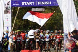 Rhino Triathlon jadi pembuktian Taufik