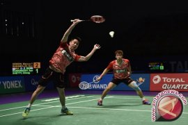 Marcus/Kevin  harus rubber untuk perempat final All England