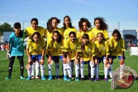 Tim Brazil Juara Danone Nations Cup 2017 Kelas Anak Perempuan