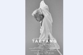 Seminggu lagi, Taeyang tak sabar bertemu penggemar Indonesia