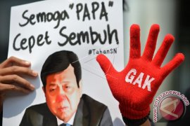 KPK Tunggu Opini IDI Terkait Kesehatan Novanto