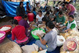 42 BUMN sinergi bantu pengungsi Gunung Agung