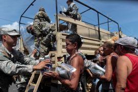 Populasi Puerto Rico diperkirakan turun 14 persen pascabadai