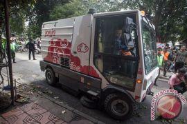 Kerja bakti bersihkan Malioboro,  setiap Selasa Wage tak ada PKL