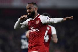 Arsenal gilas Palace 4-1 meski tak diperkuat Sanchez