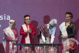 Presiden buka pameran Kriyanusa Dekranas 2017