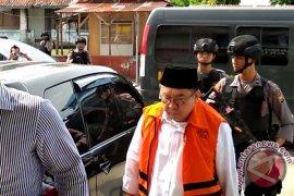 KPK: Ridwan Mukti Dipindahkan Ke Rutan Bengkulu