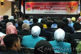 Deklarasi Antiradikalisme 33 PTN/PTS Se-Besuki Raya di Unej Dihadiri Menristekdikti (Video)