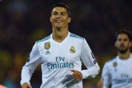 Madrid ke-16 Besar Liga Champions, Benzema dan Ronaldo dua gol