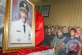 Mantan Wali Kota Palembang Romi Herton meninggal