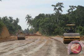 Pembangunan jalan provinsi di Rejang Lebong tertunda