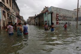 Kuba ungkap data kerusakan akibat badai Irma