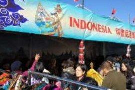 Jajanan Nusantara Sedot Perhatian Pengunjung Bazaar Internasional