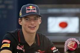 Verstappen ungguli Vettel di FP1 GP Singapura
