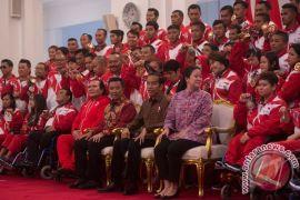 Presiden sanjung perjuangan dan prestasi atlet para games Indonesia