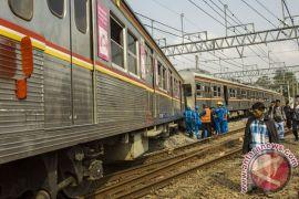 Kereta dari Stasiun Bogor hanya sampai Manggarai