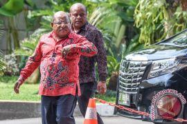 Gubernur Papua datangi KPK untuk proses klarifikasi LHKPN