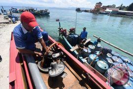 BBM satu harga tiba di Pulau Enggano
