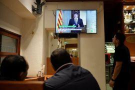 Mantan pemimpin Catalonia disidang pekan depan