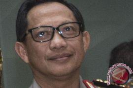 Kapolri tak mau komentari laporan SBY