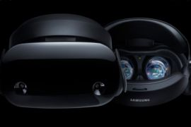Tantang Rift, Samsung luncurkan headset VR HMD Odyssey