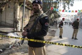 13 tewas, 47 cedera dalam ledakan bunuh diri di Pakistan