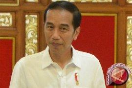 Presiden Jokowi Tiba di Jakarta Usai dari Brunei