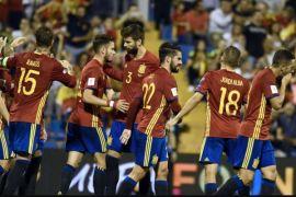 Piala Dunia - Skuad Spanyol gabungan pemain muda dan berpengalaman