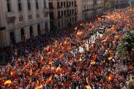 Friksi kian hebat, Spanyol dalam bahaya