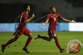Indonesia taklukkan Hong Kong 3-1