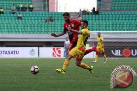 Bhayangkara menang 3-2 atas tamunya Persiba