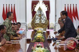 Presiden terima pimpinan dan anggota BPK