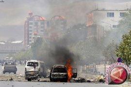 Sidang pertama parlemen Afghanistan berakhir  ricuh