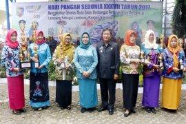 Konsumsi Beras Dan Gizi Buruk Di Lampung Turun