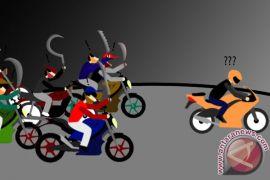 Gawat, geng motor kembali beraksi di Kota Bekasi