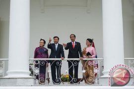 Presiden terima kunjungan PM Laos di Istana Bogor