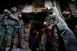Militer Suriah rebut tempat penyeberangan perbatasan dengan Jordania