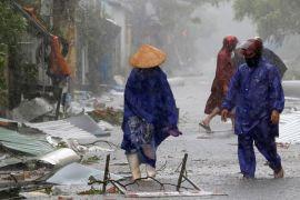 Vietnam bersiap hadapi topan Khanun setelah banjir tewaskan 72 orang
