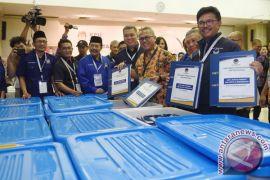 Nasdem daftar ke KPU, nyatakan dukungan untuk Jokowi