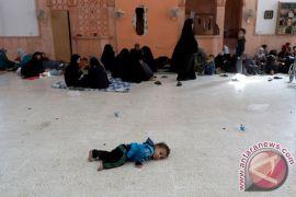 Lebih dari 1.100 anak Suriah menderita kekurangan gizi akut