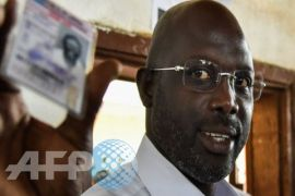Presiden baru Liberia janji perangi wabah korupsi