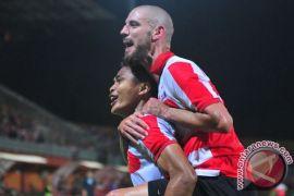 Madura United gagal raih poin sempurna
