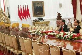 Pengurus LVRI Pertemuan dengan Presiden (Video)