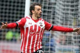 Southampton tinggalkan zona degradasi, imbang 1-1 atas Everton