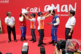Marquez dan Pedrosa kampanyekan keselamatan berkendara sebagai gaya hidup