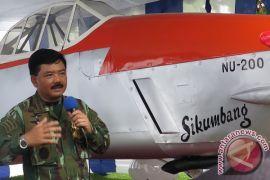 Marsekal TNI Hadi Tjahjanto: Perwira baru akan isi pangkalan TNI AU terluar